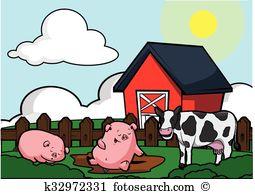 Animal husbandry Clipart Vector Graphics. 479 animal husbandry EPS.