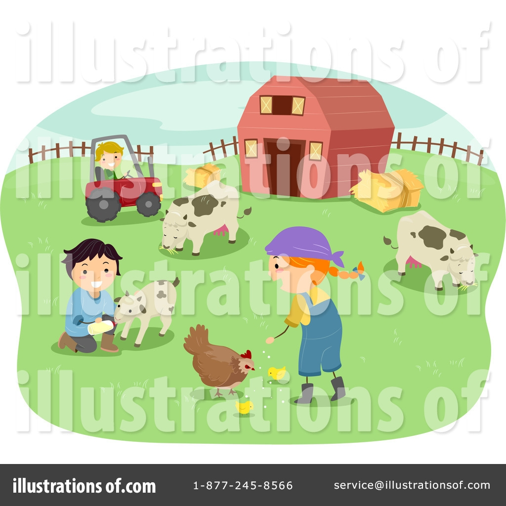 Animal Husbandry Clipart.