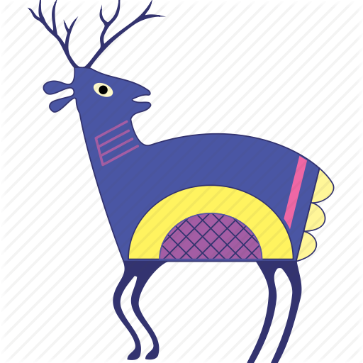 \'Antelope\' by Baboon Designs.