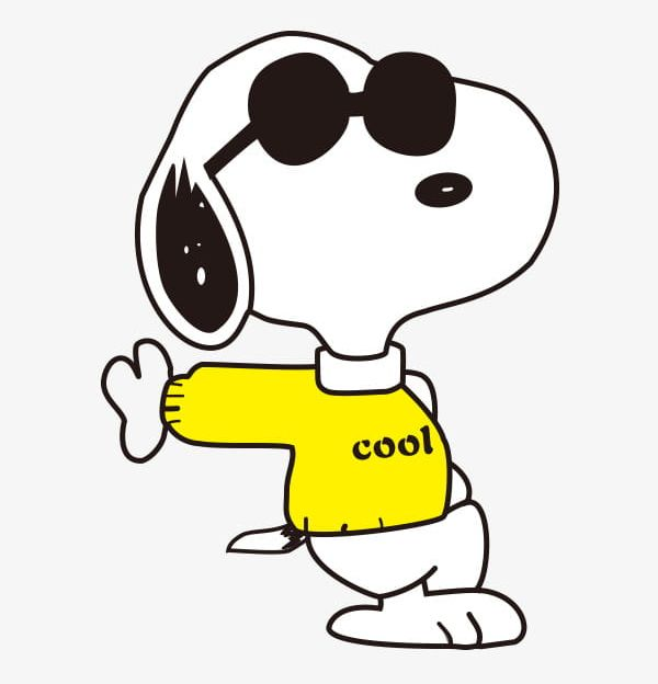 Cartoon Wearing Sunglasses Snoop Puppy PNG, Clipart, Animal.