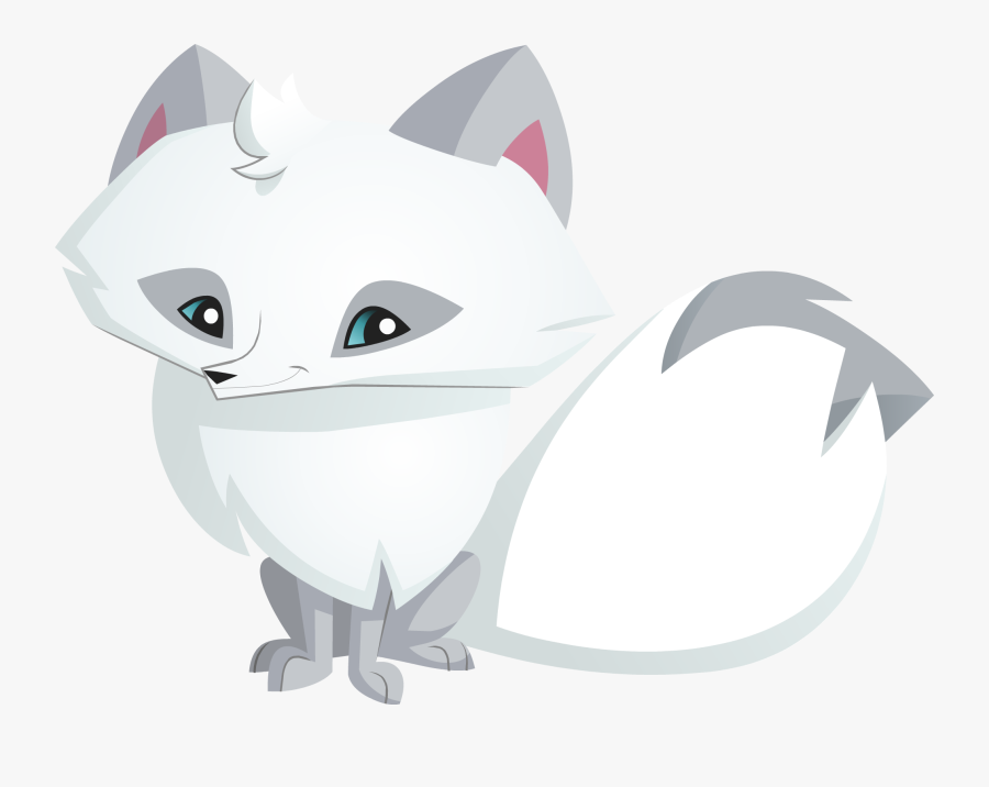 Animal Jam Polar Arctic Fox.