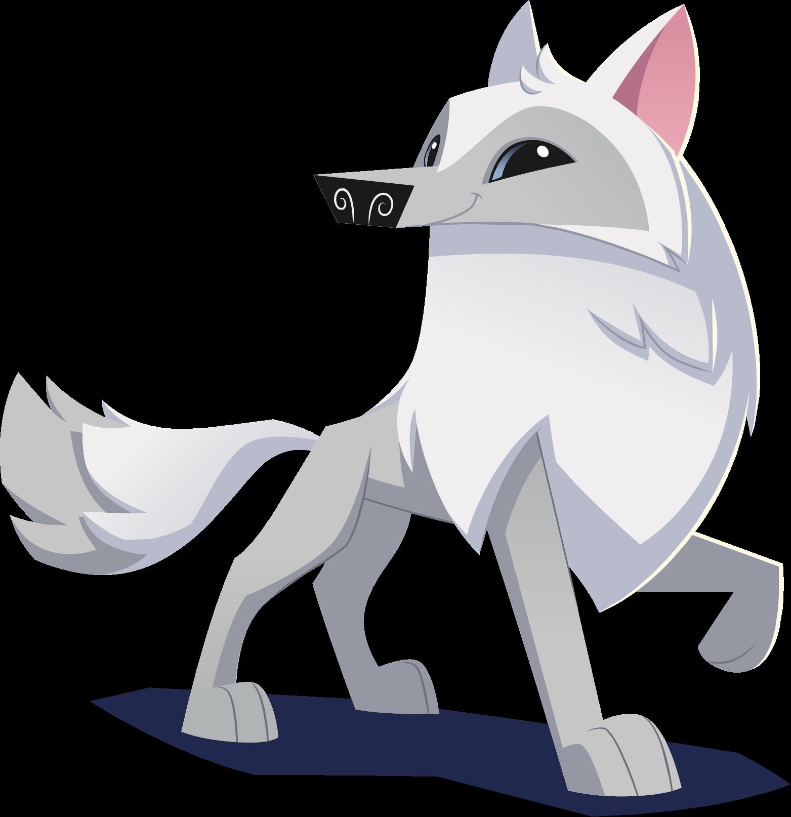 Animal Jam Dog Arctic wolf Arctic fox.