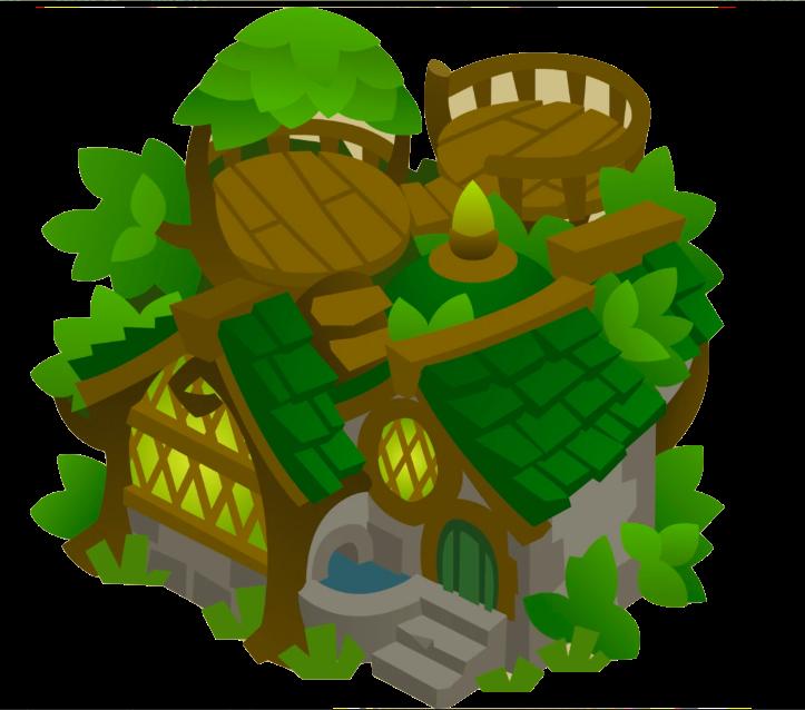 Cosmo\'s Tree House.