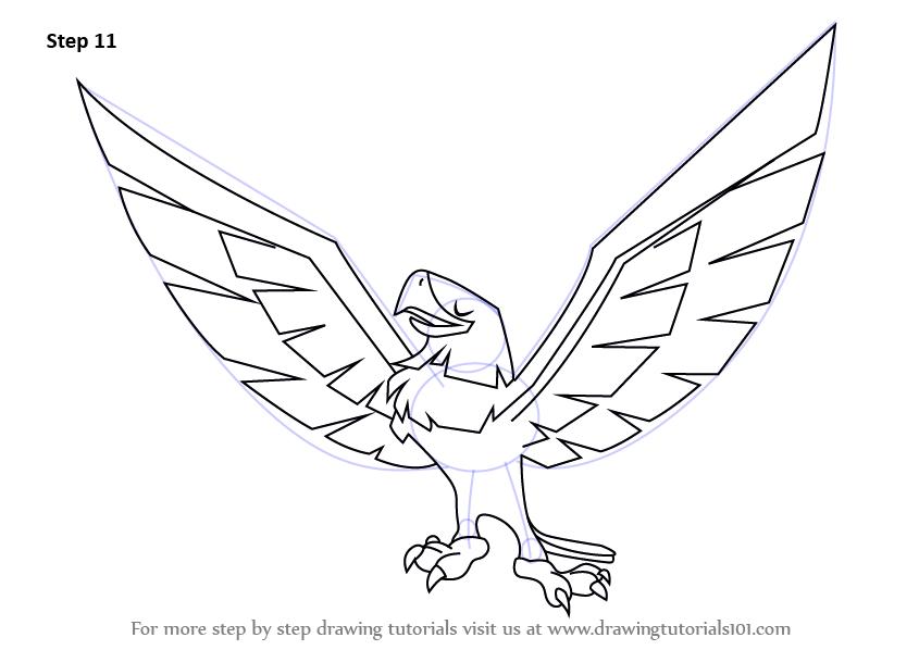 Similiar Animal Jam Eagle Coloring Keywords.