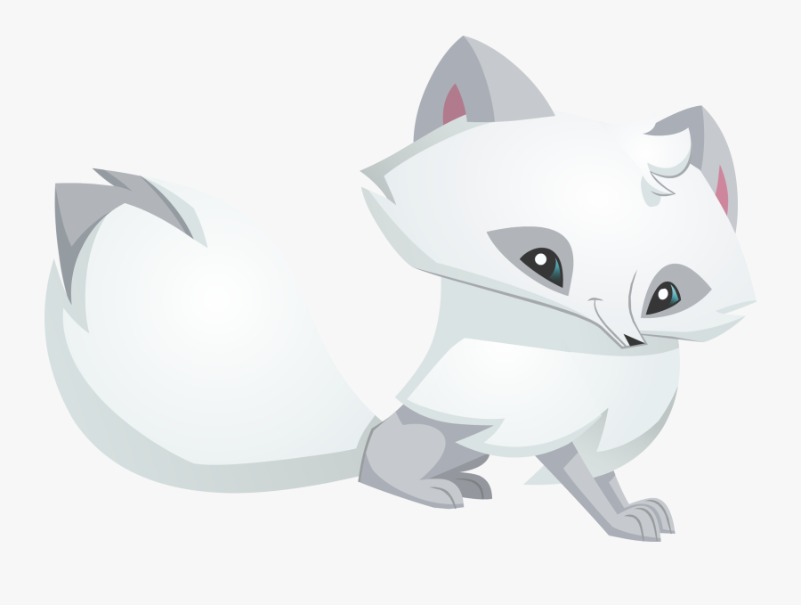 Animal Jam Arctic Fox.