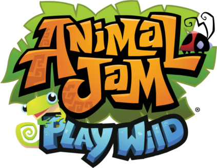 animal jam play wild logo.