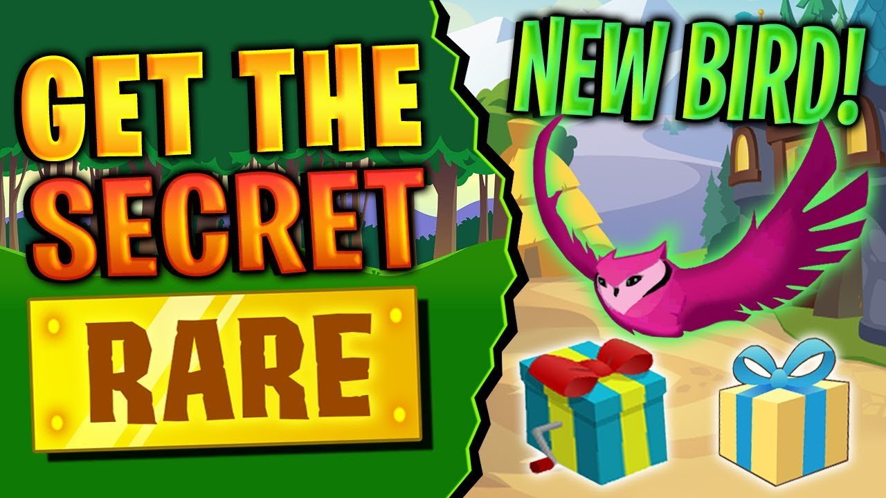 ANIMAL JAM SECRET RARE BOX + NEW BIRD REVEAL!.
