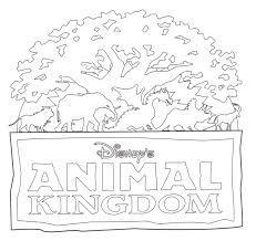 DisneySites!! Clipart > Parks > DisneyWorld > Animal Kingdom.