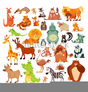 Animal Kingdom Clipart.