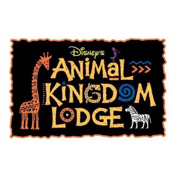 Disney\'s Animal Kingdom Lodge logo Walt Disney World News.