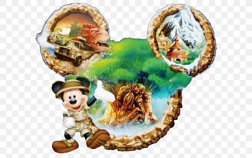 Disney\'s Animal Kingdom Lodge Sleeping Beauty Castle Mickey.