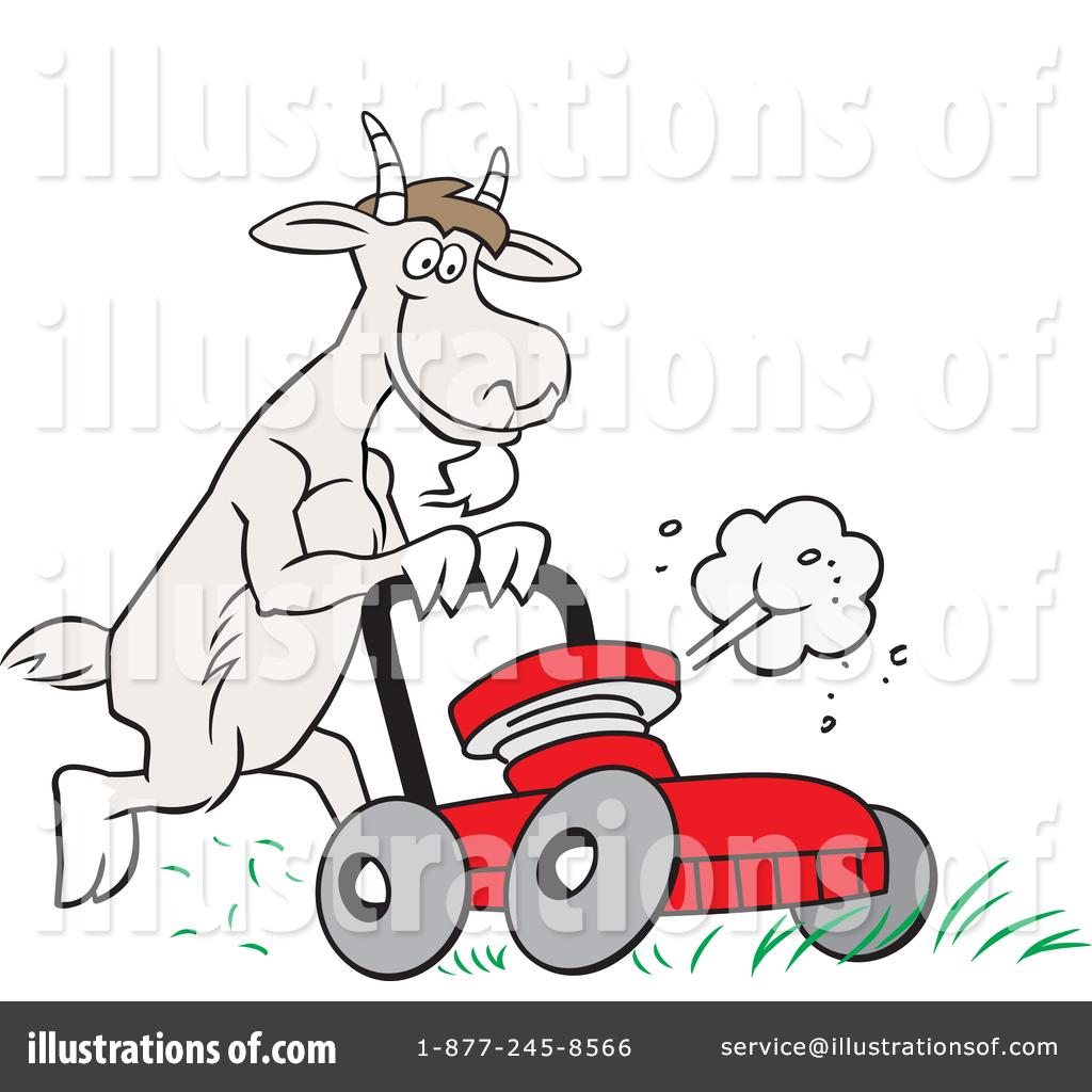 Lawn Mower Clipart #1505663.