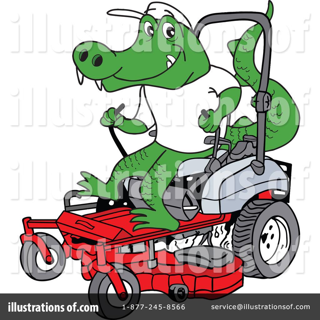 Lawn Mower Clipart #1312749.
