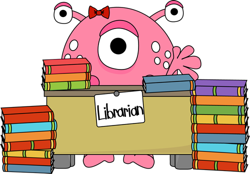 Monster Librarian.