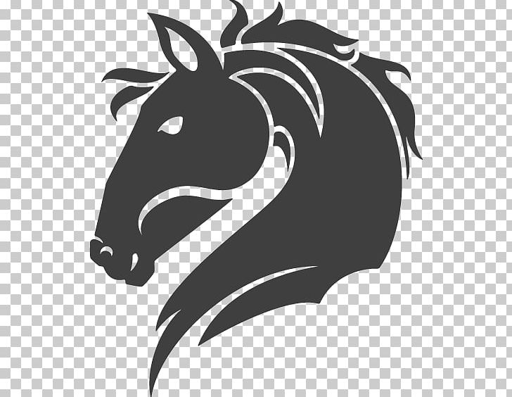 Friesian Horse Logo Illustration PNG, Clipart, Animal.