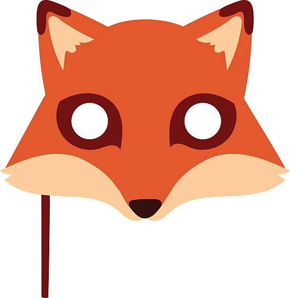 Animal Mask Clipart.