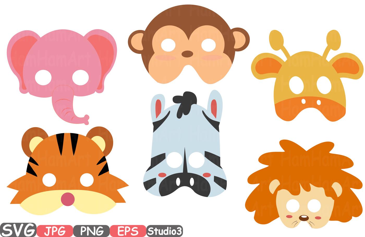 Animal Mask Clipart at GetDrawings.com.