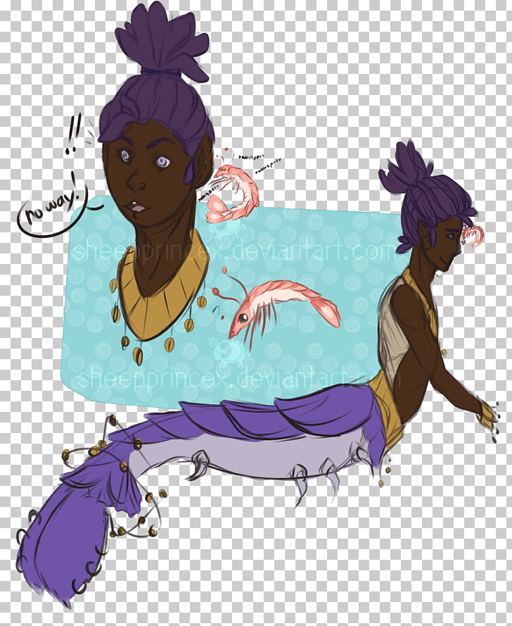 Mermaid Animal , Mermaid PNG clipart.