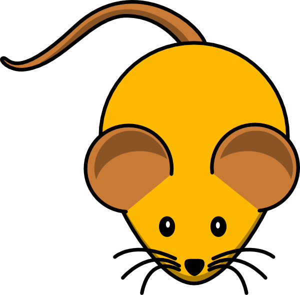 Mice clipart orange, Mice orange Transparent FREE for.