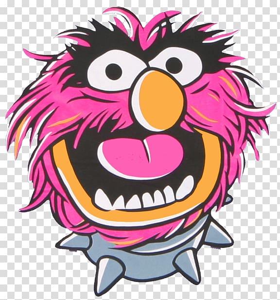 Animal Beaker Miss Piggy Gonzo Fozzie Bear, Muppets.