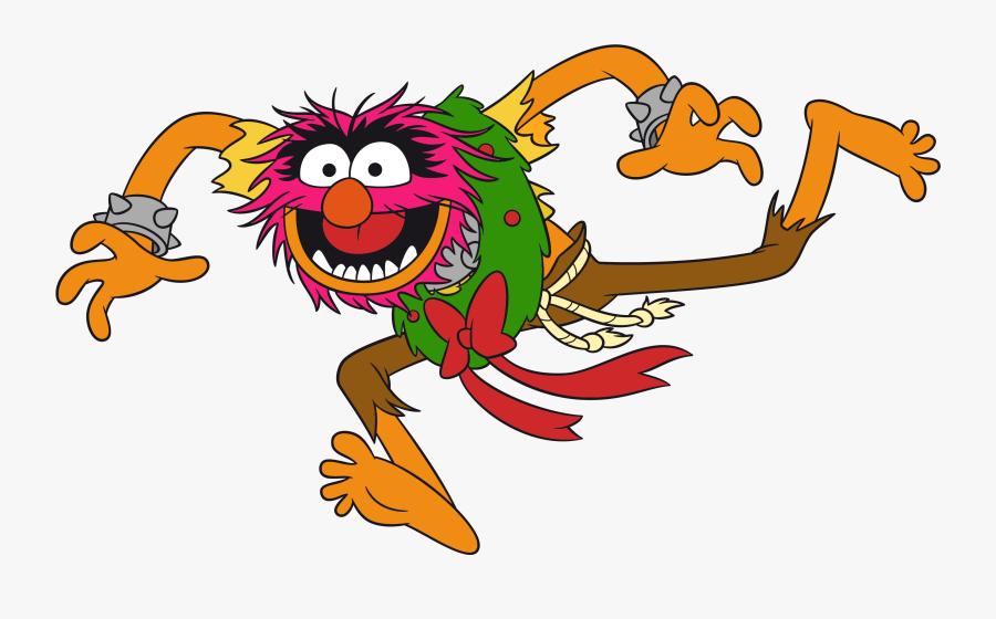Muppet Babies Cartoon Characters Clipart.