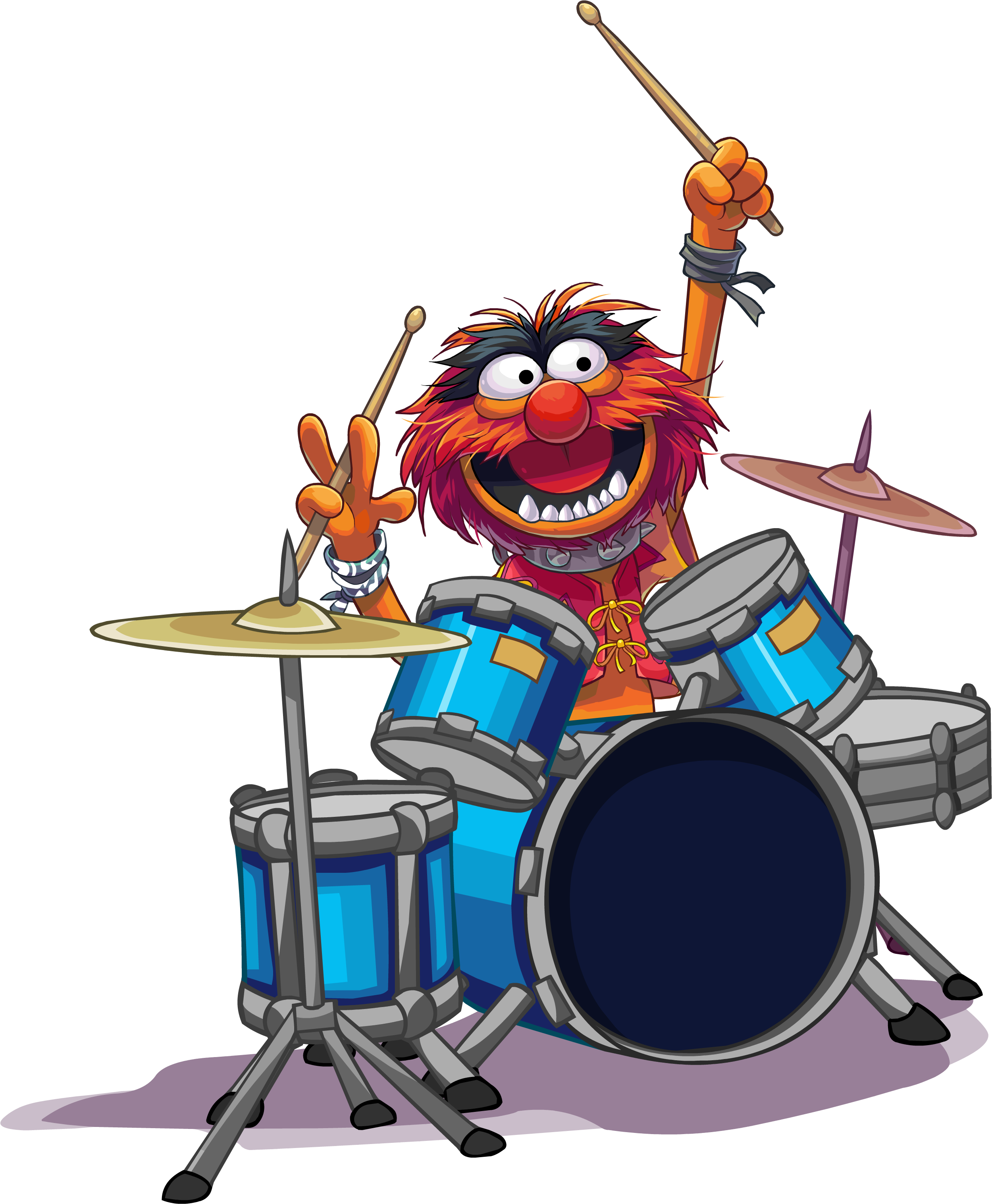 Animal Muppet Png Picture Download.