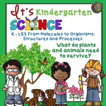 Kindergarten From Molecules to Organisms Unit: What do.