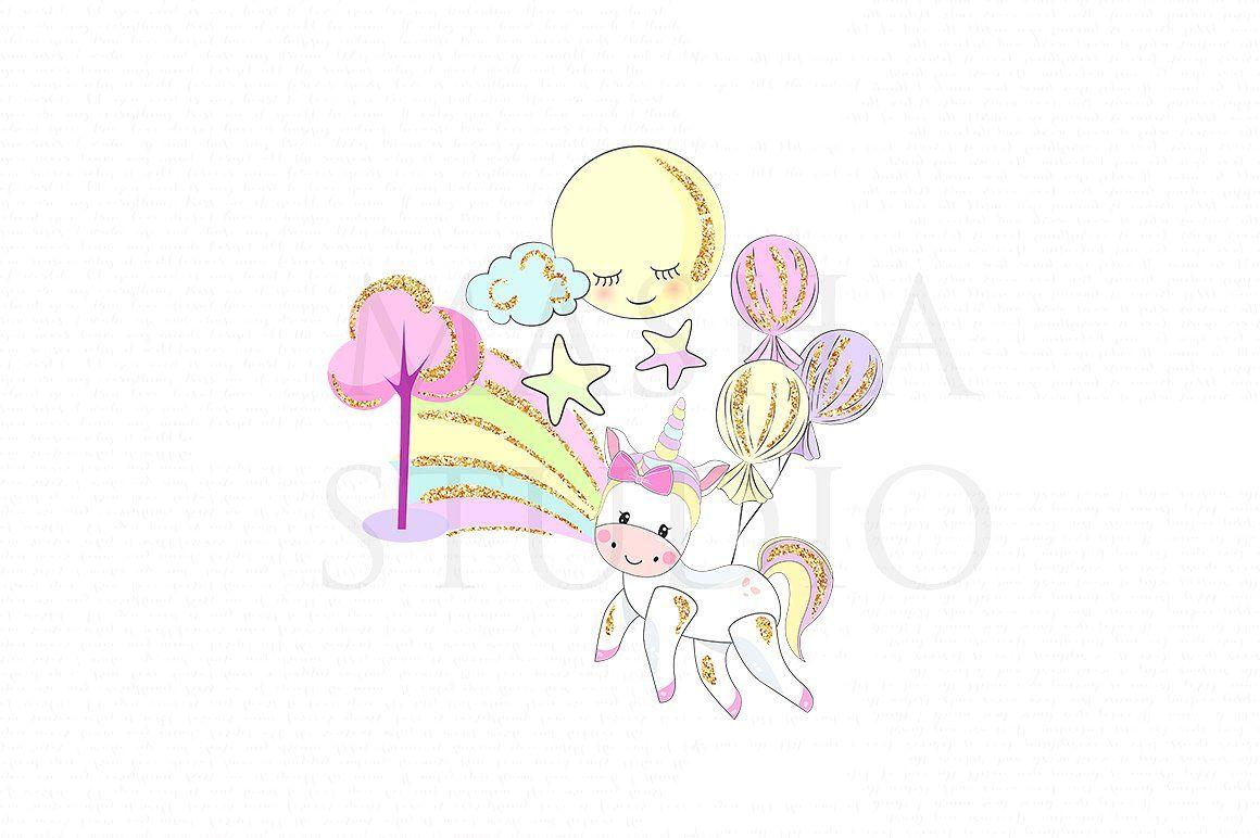 BABY WONDERLAND Clipart #Animal#Illustration#Phone#Glitter.