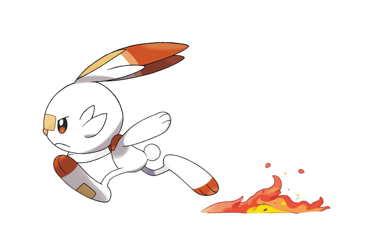 Pokémon Sword and Shield Scorbunny guide: Evolutions and.