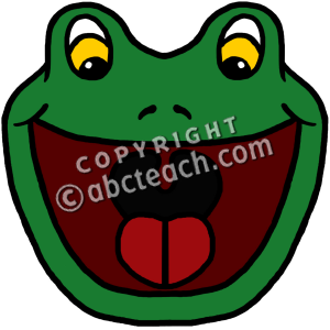 846 Open Mouth free clipart.