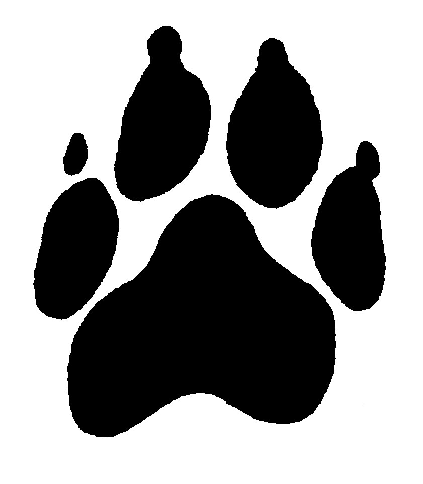 Free Dog Paw Print Image, Download Free Clip Art, Free Clip.