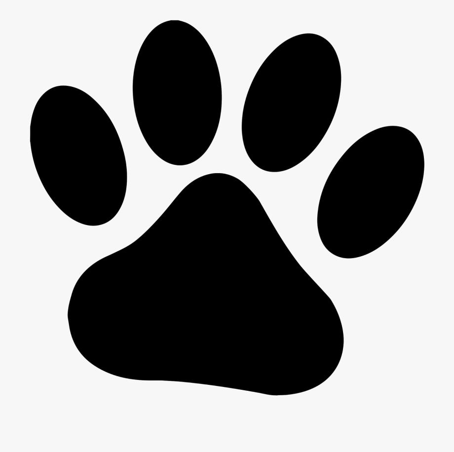 Kisspng Dog Paw Cougar Drawing Clip Art Paw Prints.