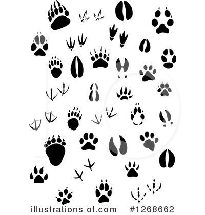 Clipart Animal Prints.