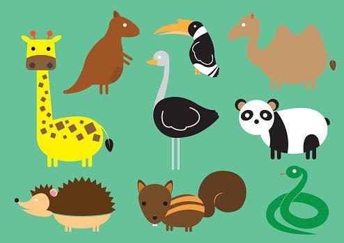 Animal Planet premium clipart.