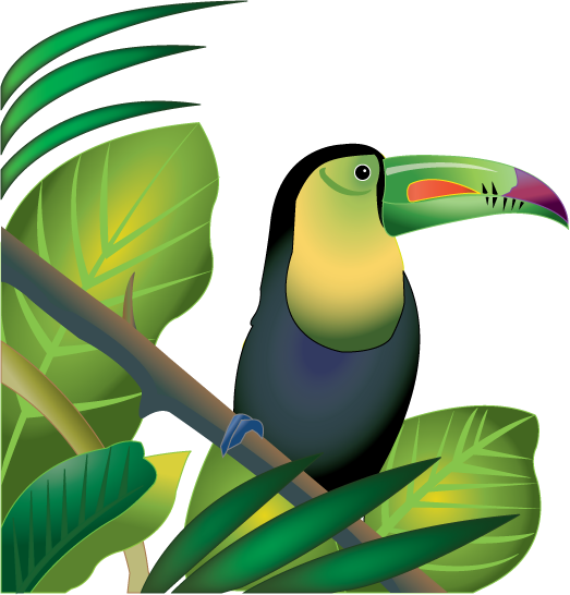 Free Jungle Animal Clipart.
