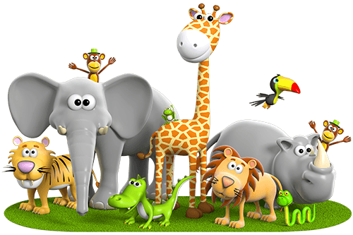 Animal PNG HD For Kids Transparent Animal HD For Kids.PNG.