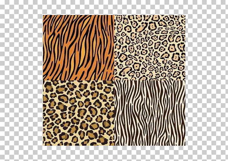 Paper Leopard Animal print Scrapbooking Printing, Tiger.