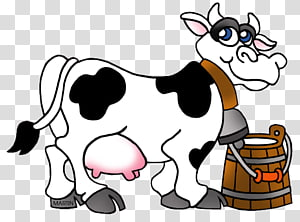Dairy clipart animal product, Dairy animal product.