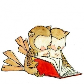 Image result for animal reading a book clipart