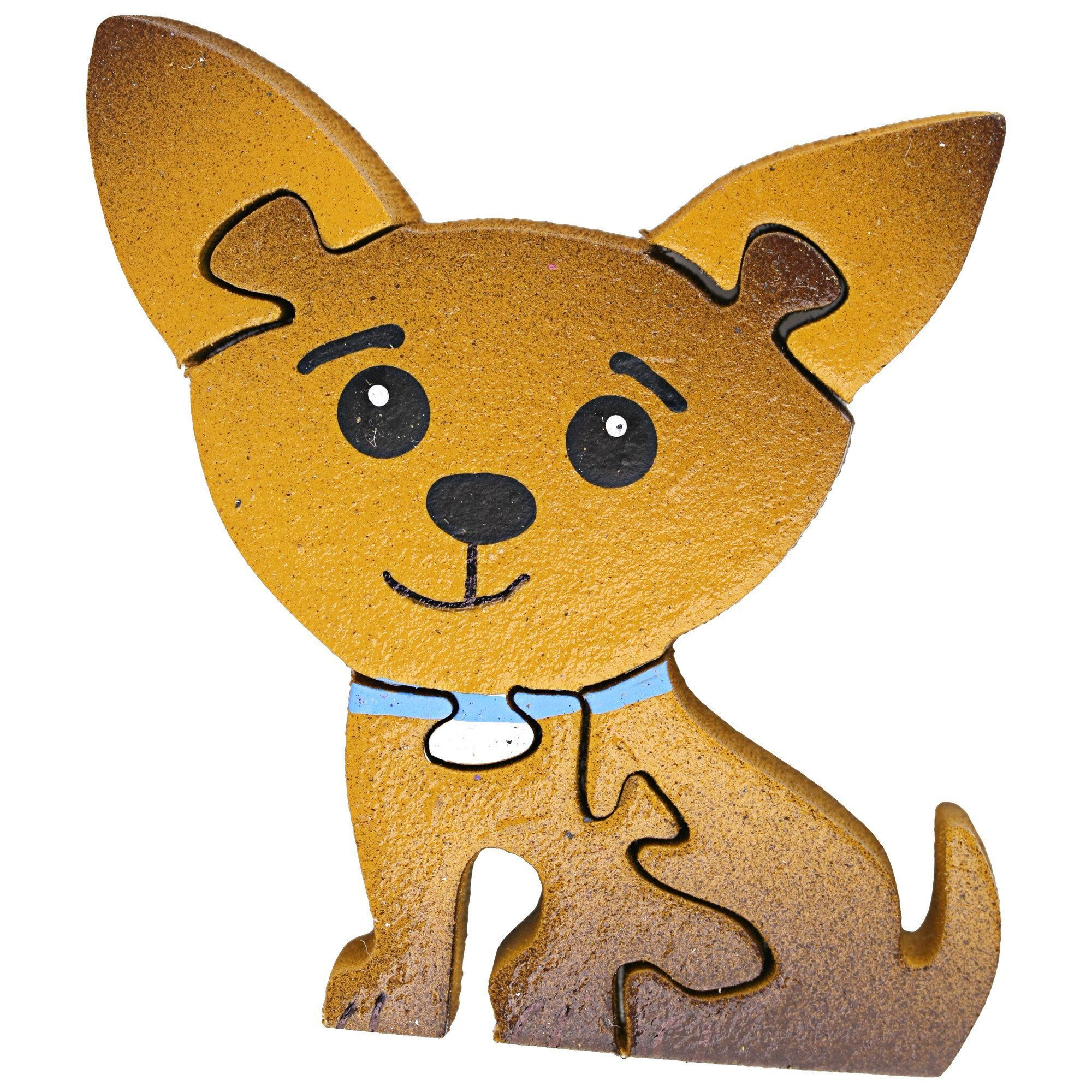 Dog Puzzle Magnet.