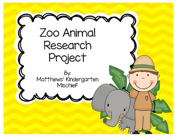 Zoo Animal Research.