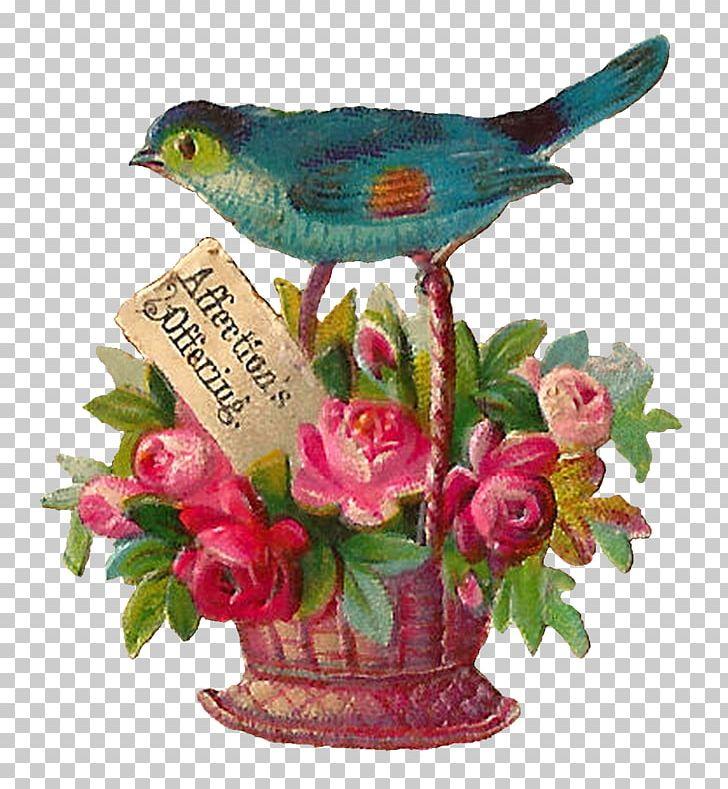 Bird Nest Flower Valentine\'s Day PNG, Clipart, Animals, Bird.
