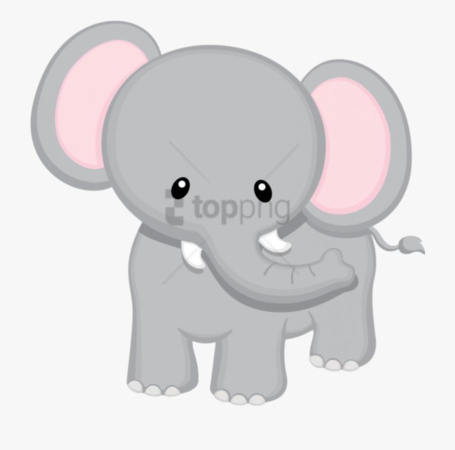 Download Elefante Safari Baby Png.