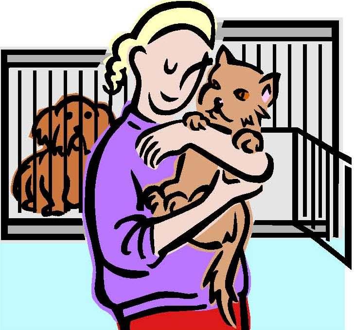 Animal Shelter Clip Art.