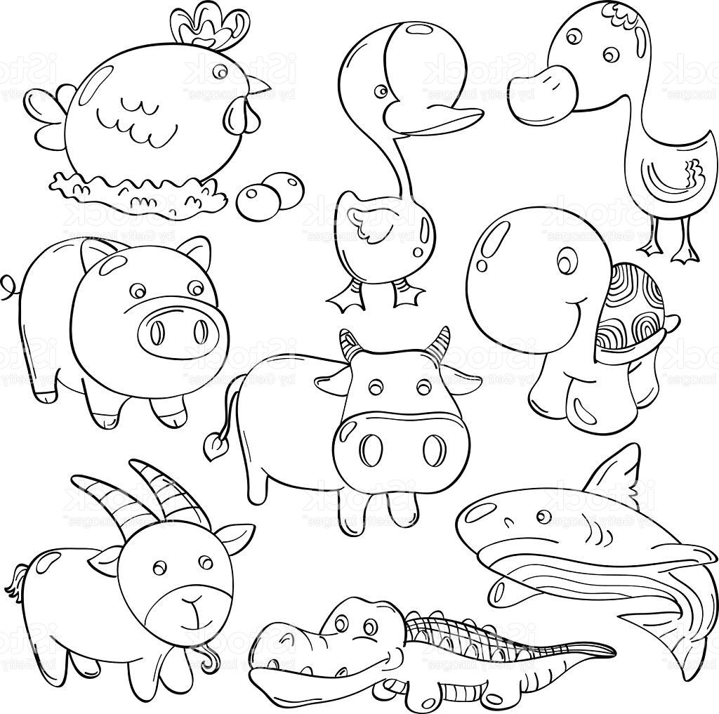 Best Free Animal Drawings Clip Art Vector Photos » Free.