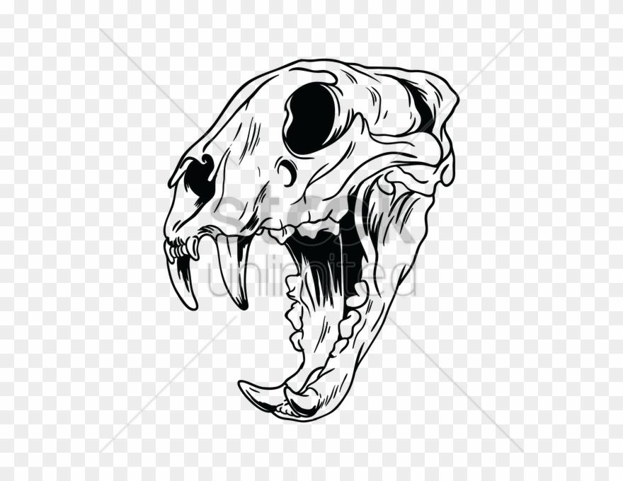 Clipart Skull Gangster.