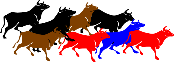 20 Stampede clipart for free download on Premium art themes.