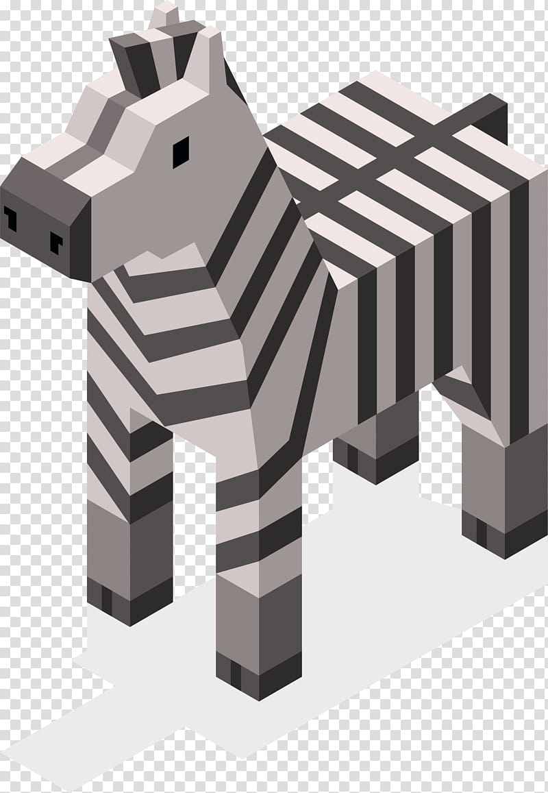 Zebra, Animal, Creativity, D Computer Graphics, Structure.