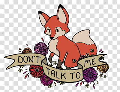 Animal s, red fox illustration transparent background PNG.