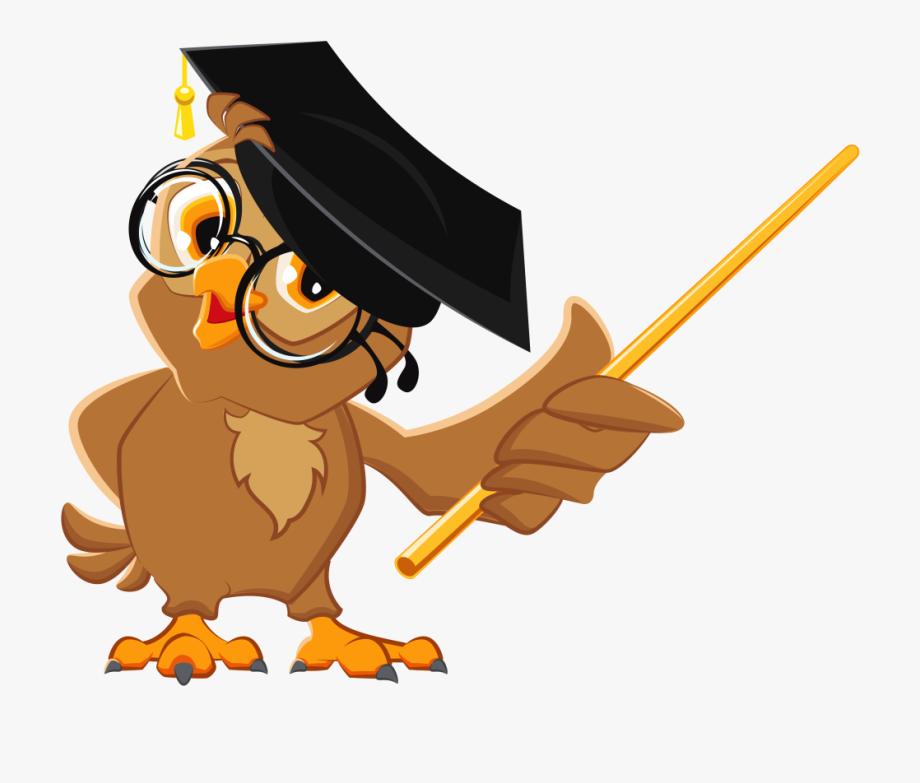 Owl Teacher Clipart , Transparent Cartoon, Free Cliparts.